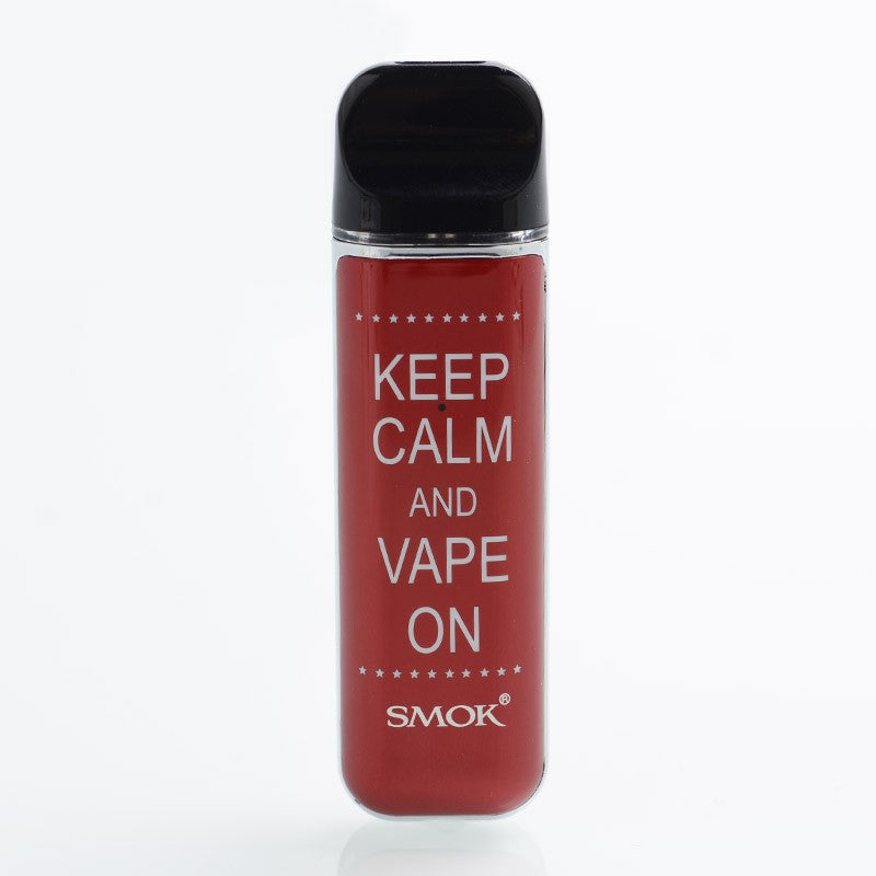 Smoke Novo Keep Calm Kit - palaya vapes