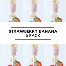Load image into Gallery viewer, Strawberry Banana Pop Packs