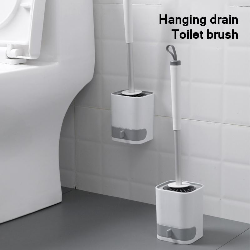 Toilet Brush Wall-Mounted