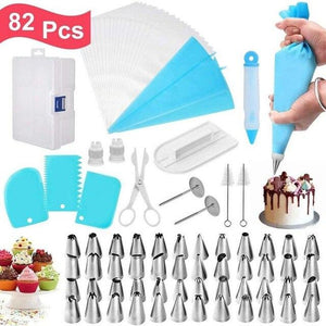 82pcs/set Cake Decorating Kit - Monanna