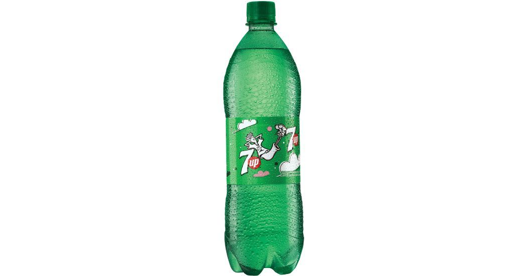 Seven Up Limón 1 Lt