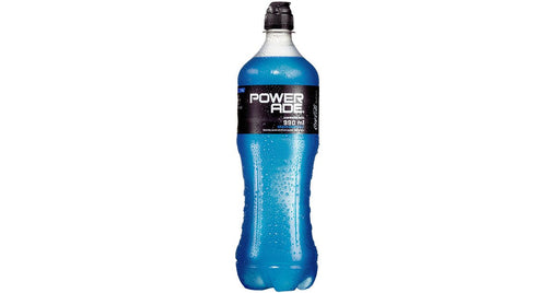Powerade Mora Azul 990 Ml