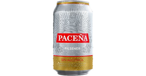 Cerveza Paceña Sin Alcohol 354 Ml