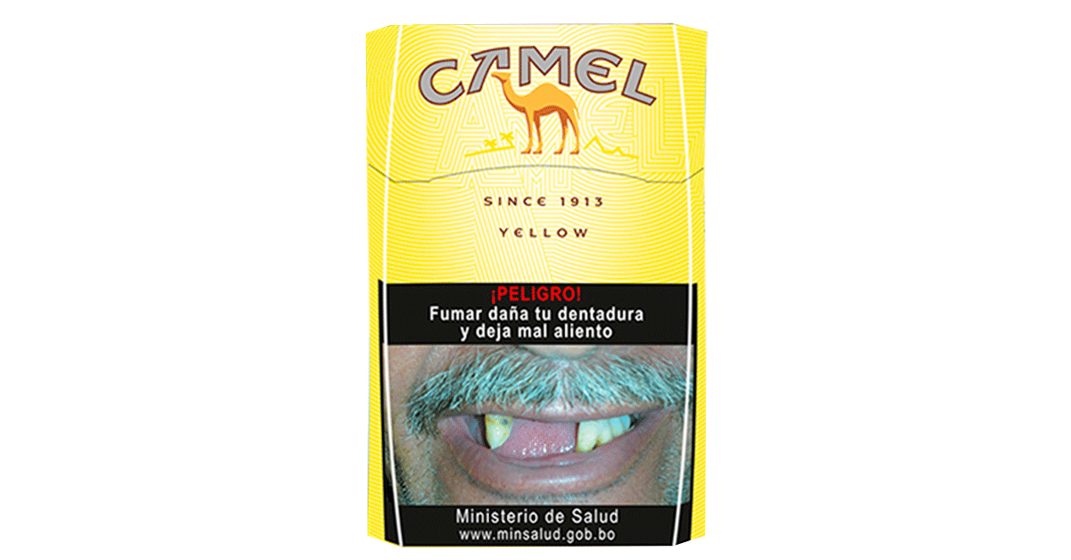 Cigarrillo Camel Filter X20