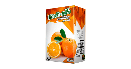 Frutt-All Naranja 1 Lt