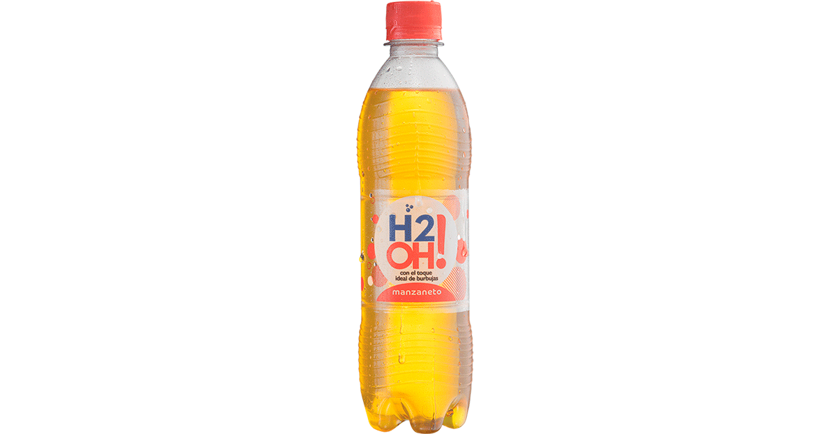 H2Oh! Manzanetto 500 Ml