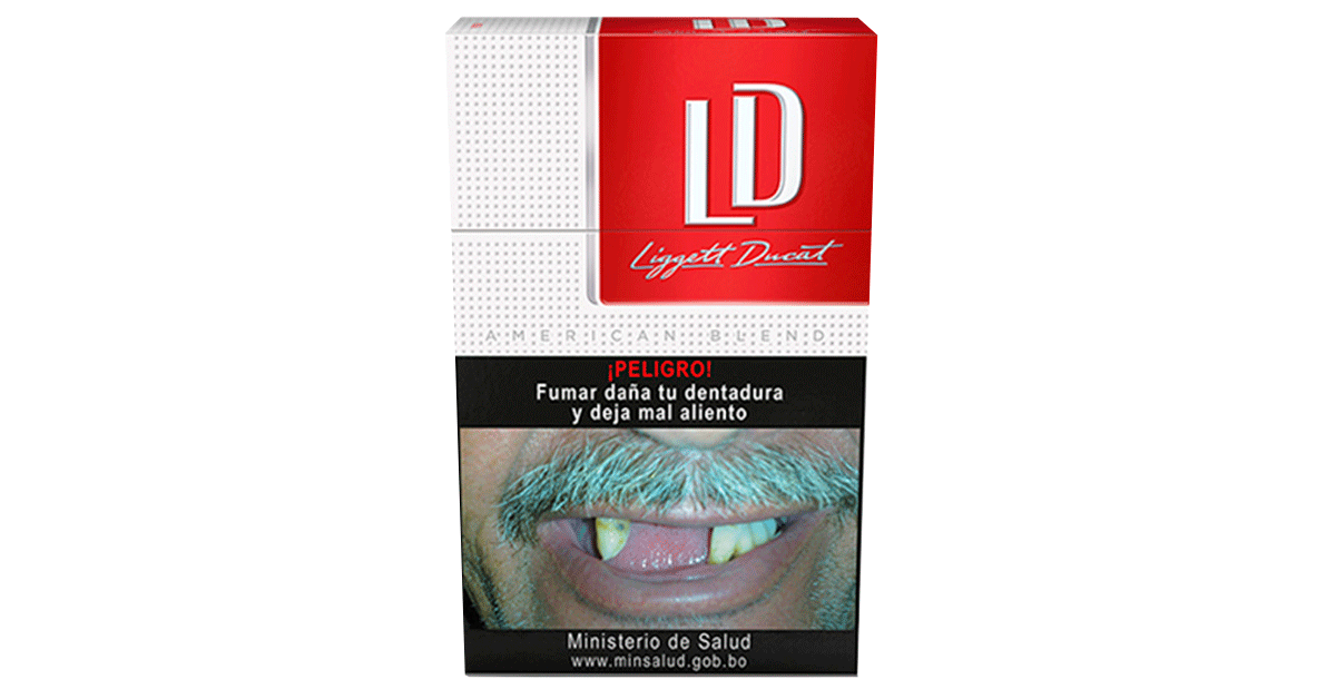 Cigarrillo Ld Red X20