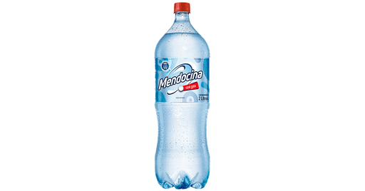Agua Con Gas Mendocina 600 Ml