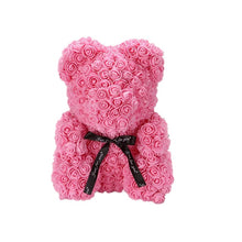 Load image into Gallery viewer, Pink Rose Bear