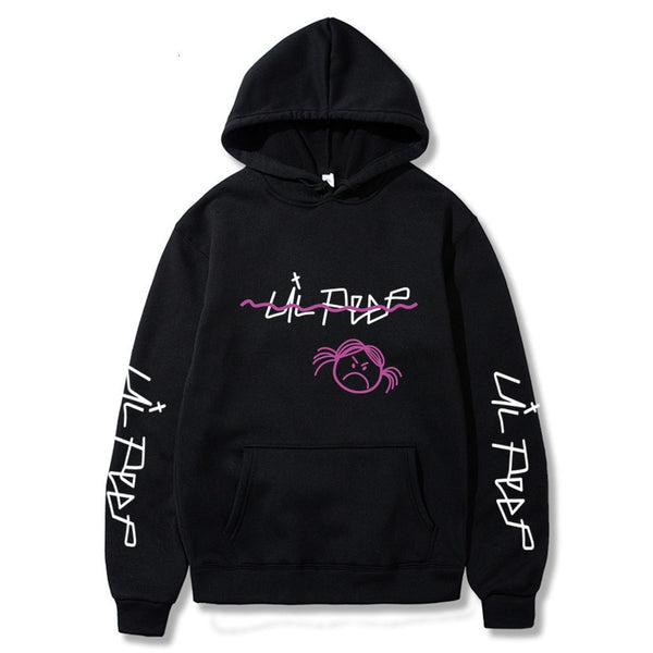 Lil Peep Hoodies Love lil.peep men Sweatshirts Hooded Pullover sweatershirts male/Women sudaderas cry baby Streetwear Hoodie Men