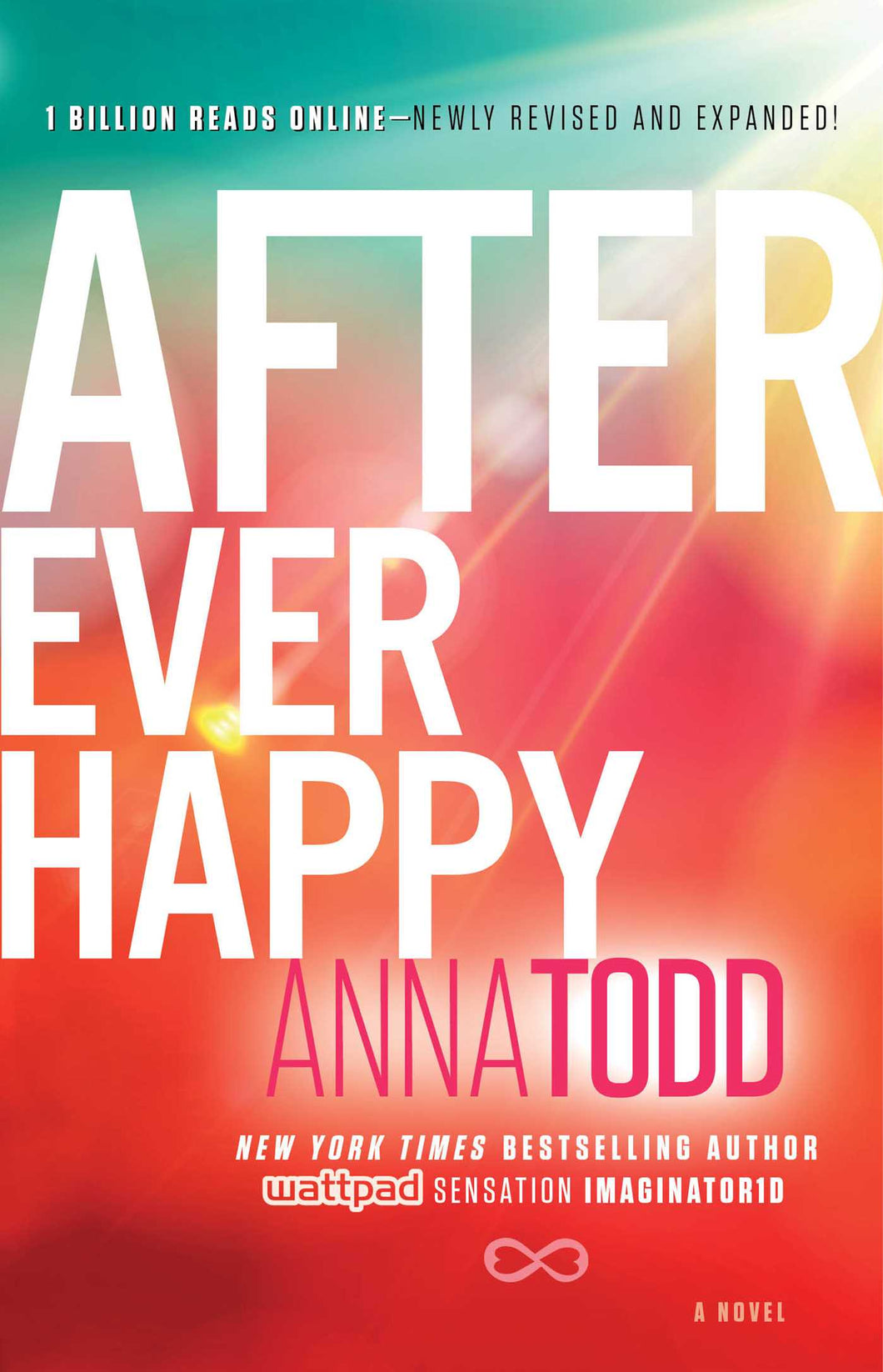 Autographed 'After Ever Happy' (After #4, USA Edition)