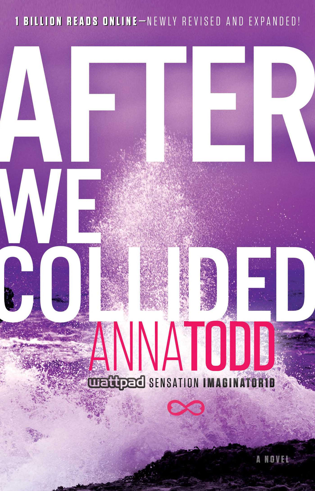 Autographed 'After We Collided' (After #2, USA Edition)