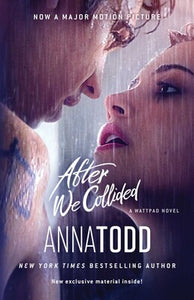 Autographed 'After We Collided' Movie Tie In Edition