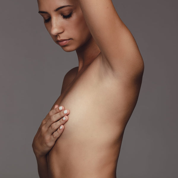 Can deodorant cause swollen lymph nodes?