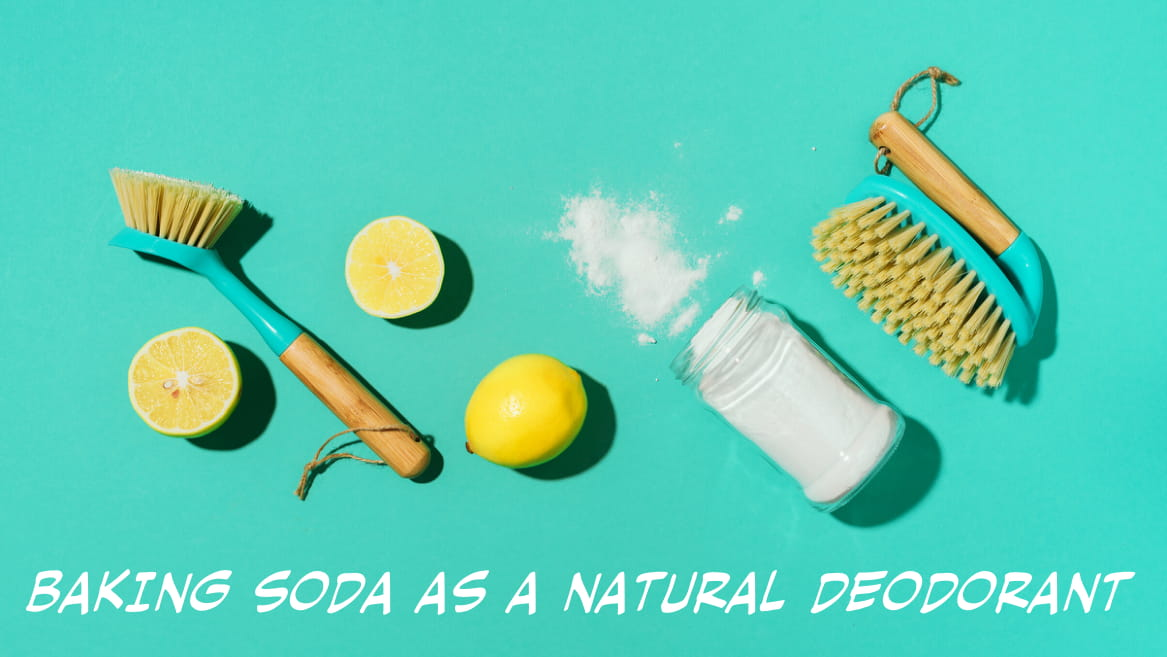 Best Natural Deodorant without Baking Soda - Baking Soda Free Natural Deodorant
