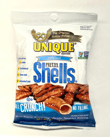 Unique Pretzel Shells