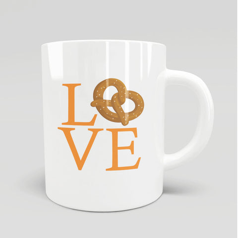 LVE Pretzel City 11 oz Mug