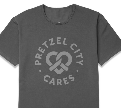 Support Main Street Pretzel City T-Shirt