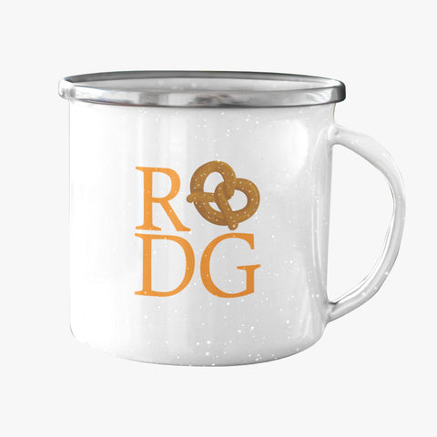 RDG Reading Enamel Mug