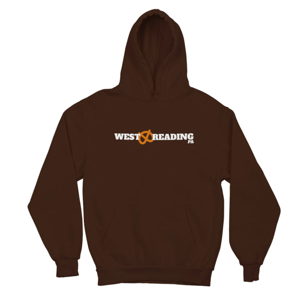 West Reading Pretzel City Unisex Hoodie