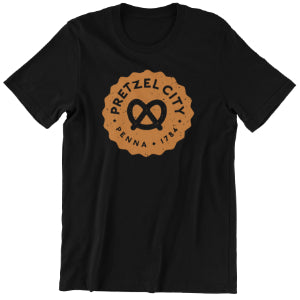 Pretzel City T-Shirt- Mens