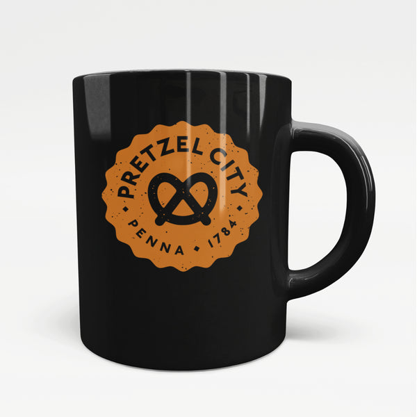 Pretzel City 11 oz. Mug
