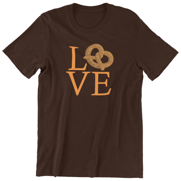 LOVE Pretzel T-Shirt