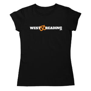 West Reading Pretzel T-Shirt-Women's