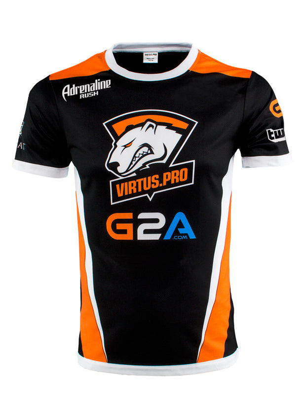 Virtus.Pro Player Jersey 2018 with sponsors