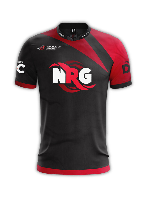 NRG Esports Player Jersey 2018-2019