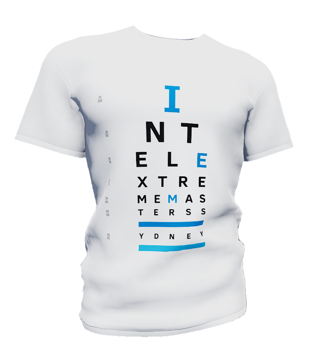 IEM Sydney 2018 Look Closely Event Tee