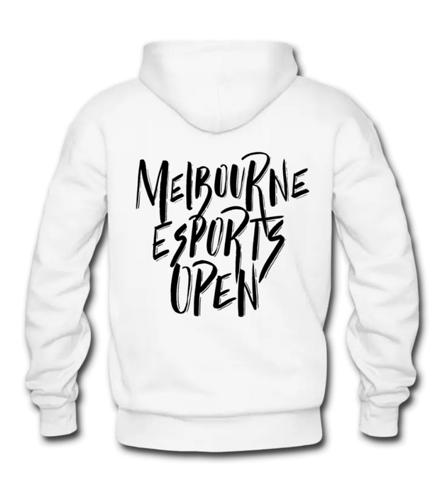 Melbourne Esports Open Hoodie 2019