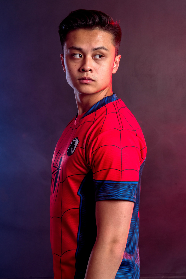 Team Liquid Spider-Man Jersey