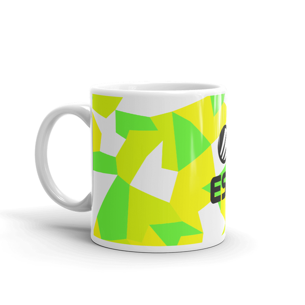 ESL In Color Mug allover Camo