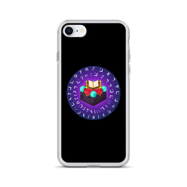 Badlion iPhone Case Enchantment Shield Black