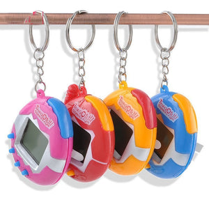 Electronic Pets Keychains
