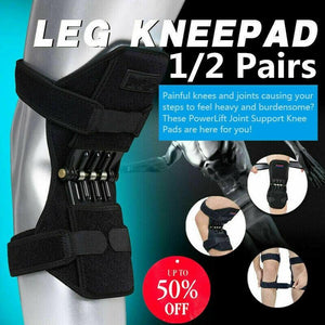 Non-Slip Knee Protector brace Support Joint Knee Pads Leg Protector - mamba2deals