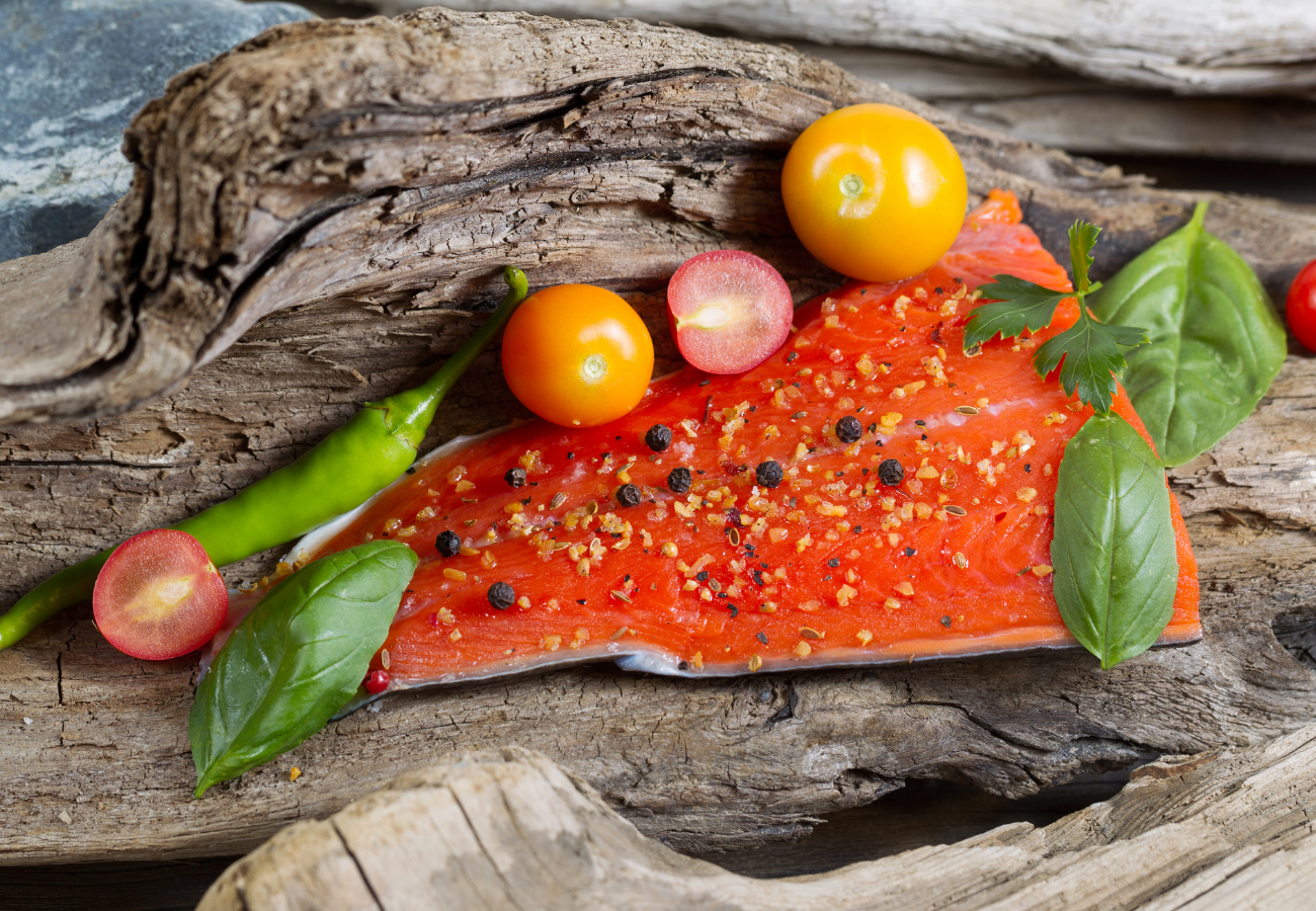 Seafood Lovers' Guide to Wild Salmon