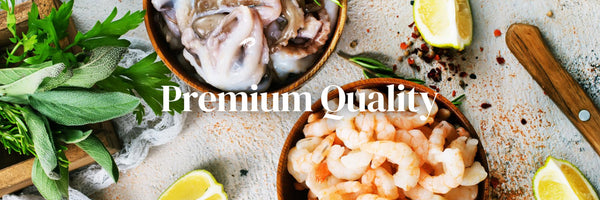 Highest Quality Premium Sourced Seafood
