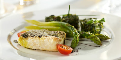Healthy Wild Halibut
