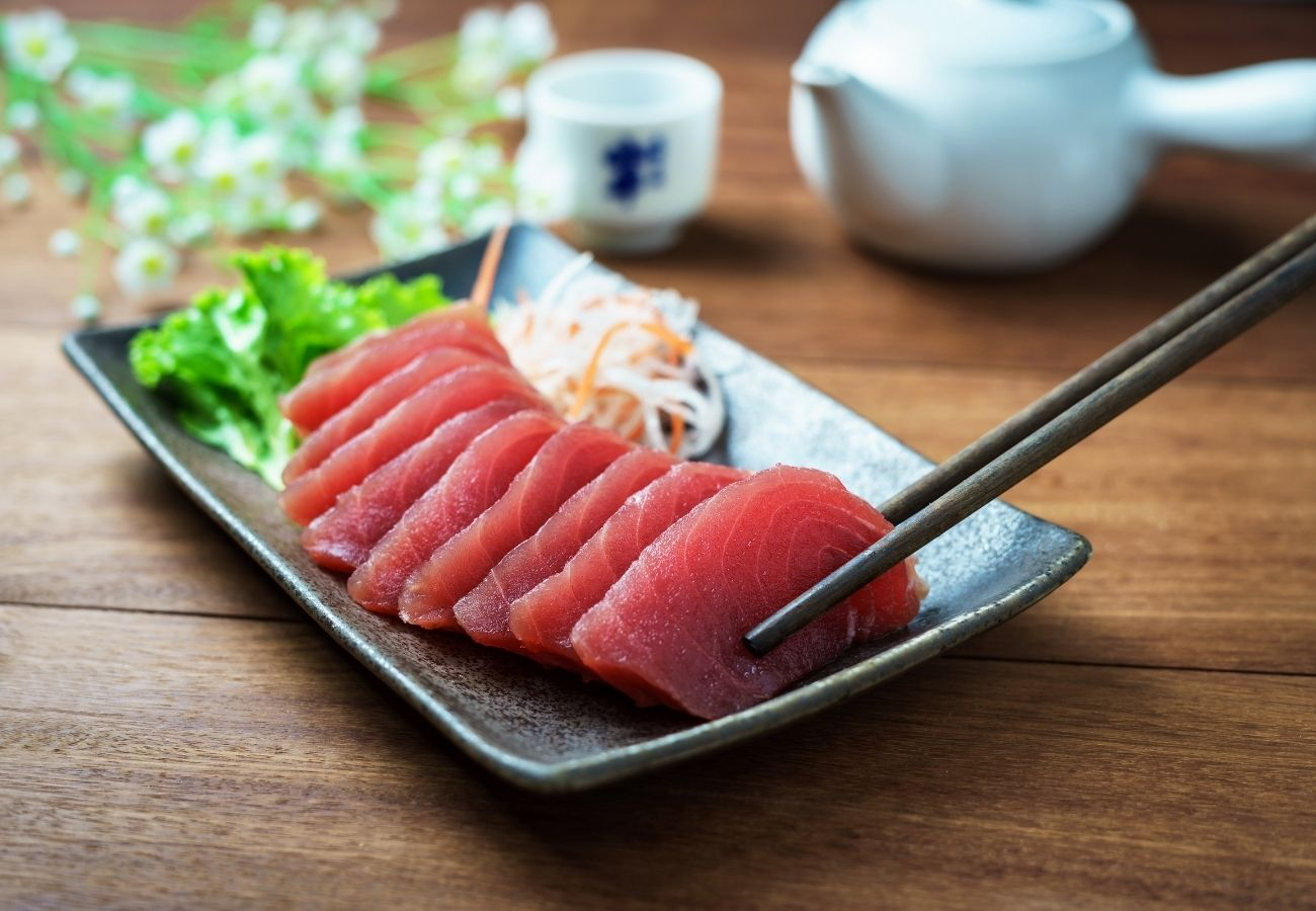 What is Sashimi-Grade?