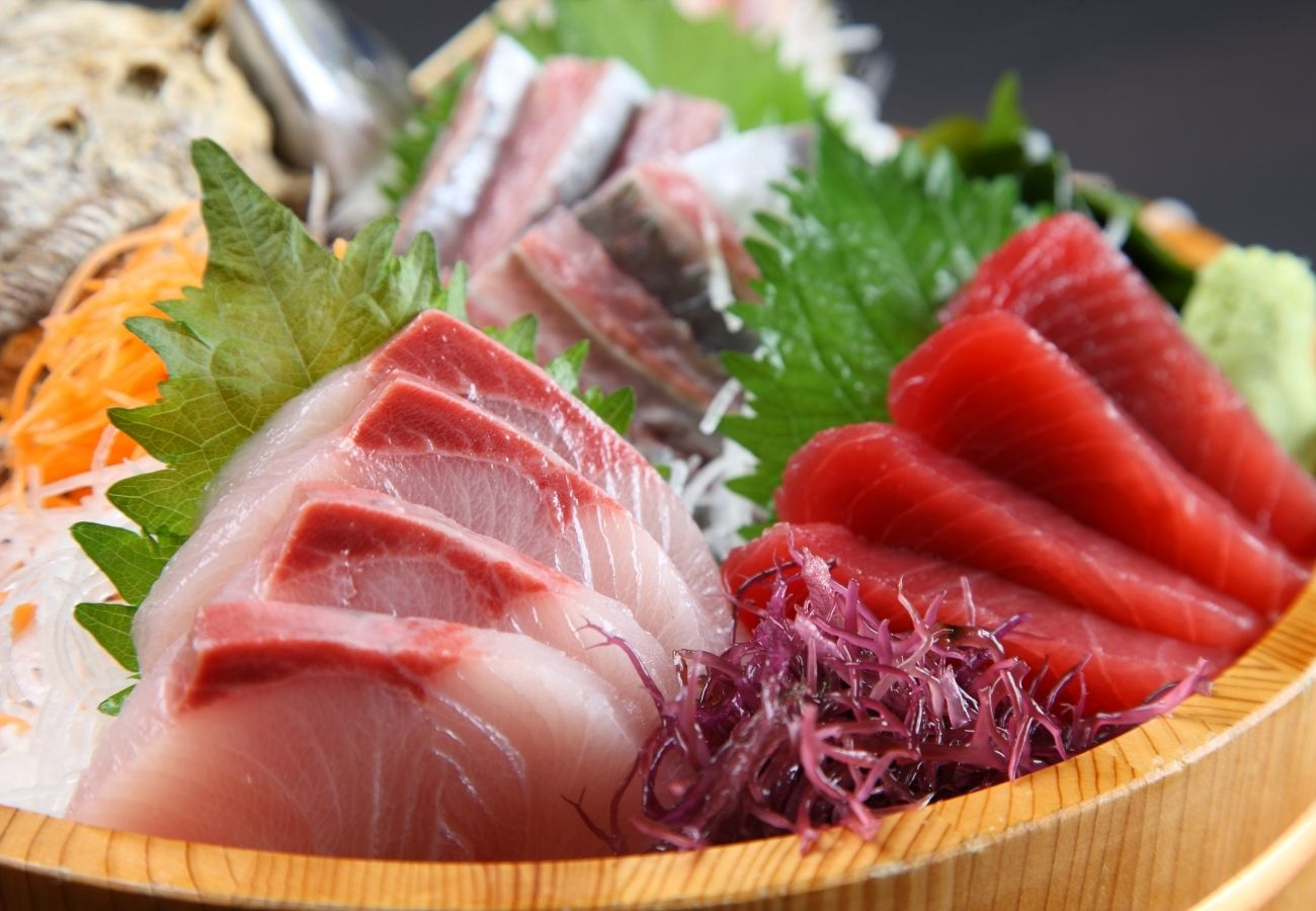 Raw Seafood: You Can Eat That
