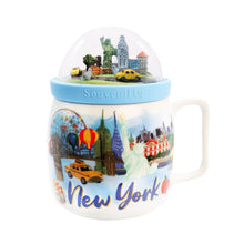 Load image into Gallery viewer, Globe Mug - New York