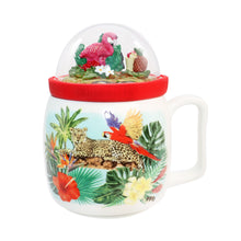 Load image into Gallery viewer, Globe Mug - Tropical