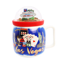 Load image into Gallery viewer, Globe Mug - Las Vegas