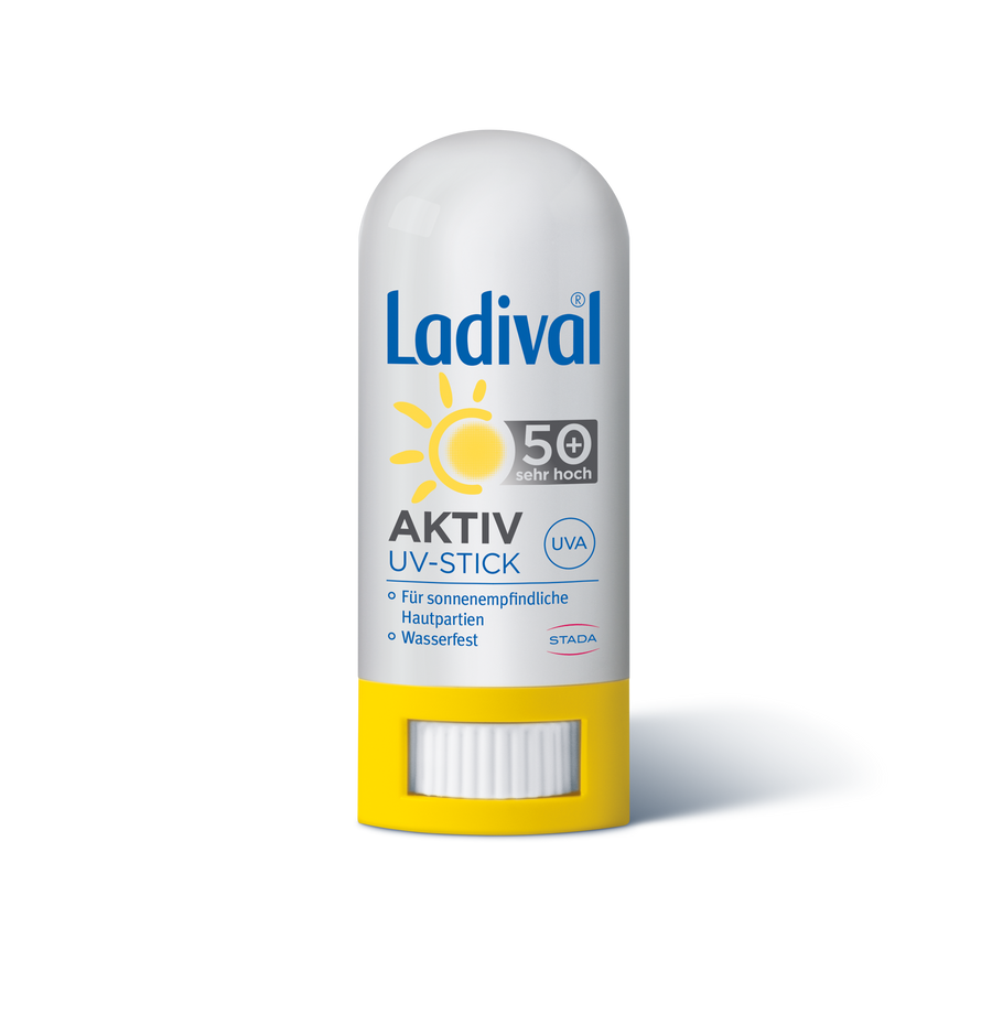 Ladival Aktiv UV-Stick F50+ 8g