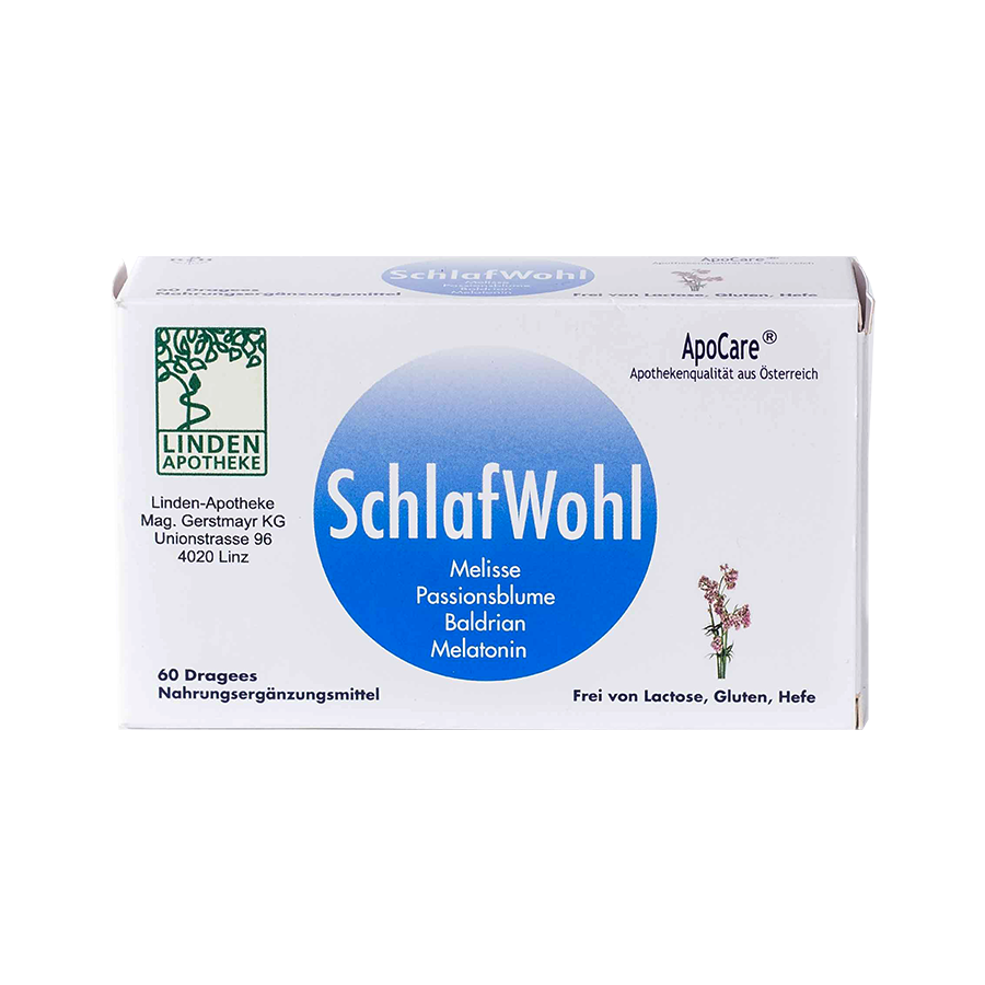SchlafWohl Dragees