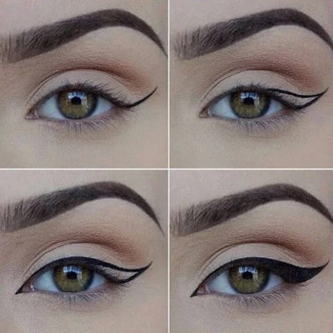 Eyeliner make up tricks Cipria