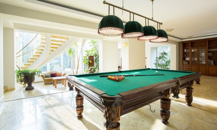 The Advantages of Owning a Billiards Table