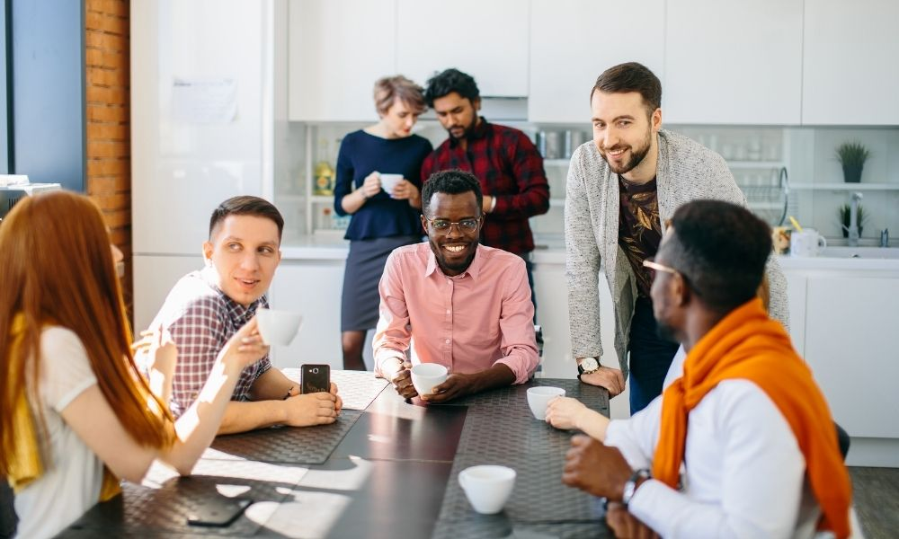 The Advantages of an Office Break Room